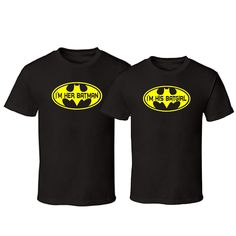 Batman Printed Lovers T Shirt - free shipping worldwide