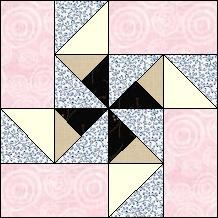 Block of Day for April 18, 2015 - Flying X