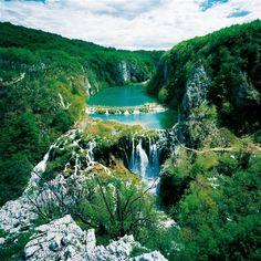 Croatie (Plitvicka-Jezera)