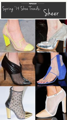 The 5 Spring Shoe Trends You Need to Try On Now: There's a fine line when it comes to shopping early.