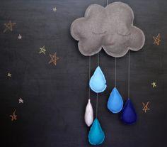 mima + moo: DIY : cloud mobile