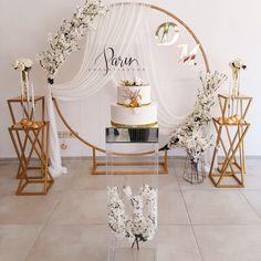 Diy Wedding Backdrop, Wedding Stage Decorations, Wedding Photo Booth, Birthday Party Decorations, Wedding Photos, Flower Box Gift, Decorating Small Spaces, Hotel Wedding, Event Styling