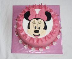 Dorty od Majky - Fotoalbum - Dětské dorty - Mickey a Minnie - 22.1.2013 158 Minnie Cake, Minnie Mouse, Disney Characters, Photograph Album, Mini Mouse, Disney Face Characters