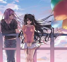 Anime Cupples, Anime Couples Manga, Anime Guys, Anime Art, Manga Love, Anime Love, Yuri, Vampire Sphere, Manga Story