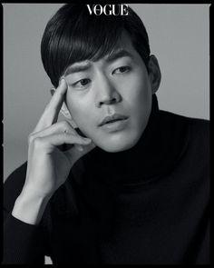 Lee Sung Kyung and Lee Sang Yoon in Vogue Korea July 2018 Lee Sang Yoon, Lee Sung Kyung, Blue Lee, Lee Jung, Vogue Korea, Angel Eyes, Jaehyun, Life Is Beautiful, Korean Actors