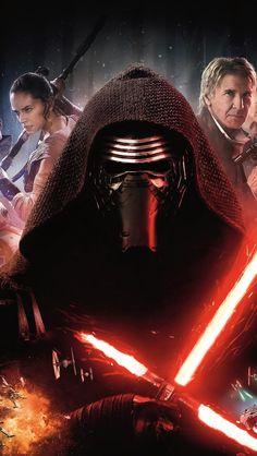 The Force Awakens #jedi #starwars #movies #lightsabers