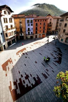 Historical Center of Ripoll (Spain) by Comas-Pont Arquitectes. Click image for link to full description and visit the slowottawa.ca boards >> http://www.pinterest.com/slowottawa