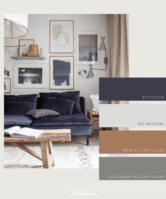 Interior Color Schemes, Living Room Color Schemes, Living Room Designs, Living Room Colors, Color Schemes For Office, Apartment Color Schemes, Color Interior, Home Living Room, Living Room Decor