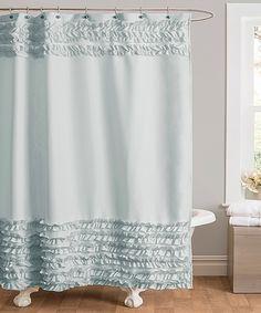 Blue Skye Shower Curtain