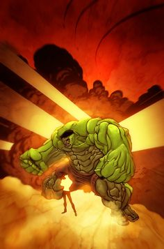 #The #Incredible #Hulk #Fan #Art.