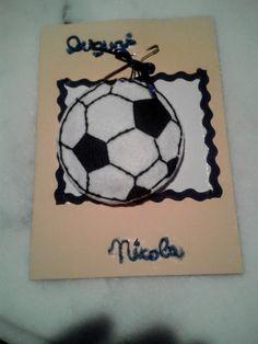 Personalizzato per l'appassionato di calcio
