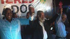 Regidor Sixto Mercedes Selmo se lanza como diputado; Hubieres condena falta de inversión en SDN