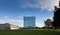 The University of Aberdeen New Library Awarded Special Mention at Andrew Doolan Award