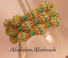 Abalorios Ababeads - Guinevere Cuff