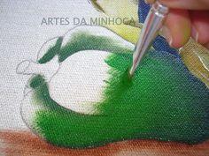 Artes da Minhoca - Você vai se apaixonar!: PIMENTÕES E BERINJELAS!