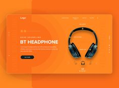 Banner Design for Music product. Landing Page For music lovers. Creative Web Design, Web Ui Design, Dashboard Design, Ad Design, Banner Design Inspiration, Web Banner Design, Web Inspiration, Web Banners, Logos Retro