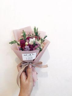 cute mini bouquet