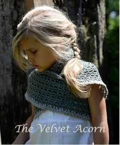 CROCHET PATTERNThe Bastian Shawl One size by Thevelvetacorn