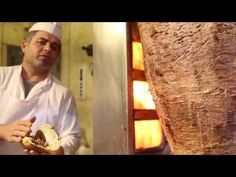 istanbul street food | doner kebab (beşiktaş karadeniz döner) - turkey street food - YouTube