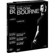 Trilogia Bourne -  3 DVDs - DVD4
