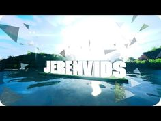 JerenVids - Minecraft Cinematics / Seeds / Maps / Mods - CHANNEL TRAILER - YouTube