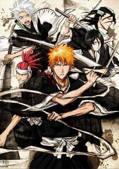 The shinigami #Bleach