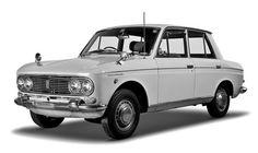 Datsun 1200 Bluebird Deluxe  (1964)