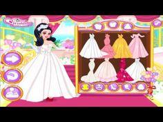 Stunning  Disney Princess Games Beauty and the Beast Royal Wedding