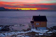 Bilderesultat for hus ved havet