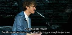 His cynicism and self deprecation is always hilarious. | Community Post: 10 Reasons Why Bo Burnham Is Awesome