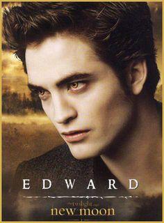 Edward Cullen #NewMoon