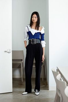 See the complete Resort 2018 collection from Altuzarra.