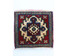 turkish double knotted carpet, handmade carpet, anatolian carpet, wool carpet, oriental carpet, square carpet, home decor, interior item, carpet with pile, decorative carpet