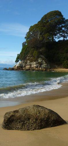 Beautiful Little Kaiteriteri beach - NZ