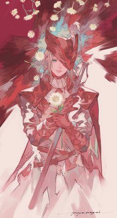 Persona Anime, Bloodborne Art, Dark Souls Art, Soul Game, Fandom Games, Modelos 3d, Cute Games, Fantasy Characters, Fantasy Art