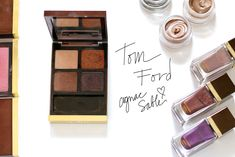 Unsung makeup heroes: tom ford cognac sable eye color quad - makeup and bea Makeup And Beauty Blog, Diy Beauty, Beauty Hacks, Beauty Essentials, Beauty Tips Easy, Tom Ford Beauty, Greek Yogurt Brands, Homemade Black, Eye Photography