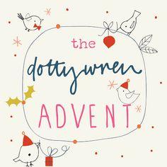 the dotty wren advent