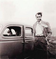 """sala66:  """"Gary Cooper, 1938  """" #ClassicCarsWow"""