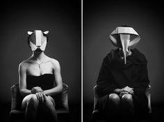 Fotografia: Giacomo Favilla, Origami: Francesca Lombardi - One of us