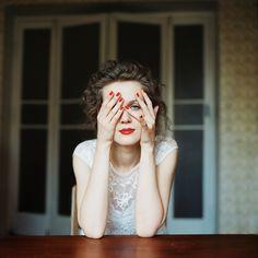Portraits. Women | Photographer Dasha Buben | Zenza Bronica SQ-B