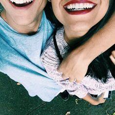 Cute couples selfie! Sky2Universe Tumblr