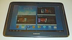 Up for sale is one Samsung Galaxy Note GT-N8013 32GB Tablet Android Wi-Fi 10.1 in Deep Grey Jelly Bean 4.1. Tablet case:Black with Gray. Comes with a Tablet case: Black with Gray. Galaxy Note. Deep Grey.   eBay!