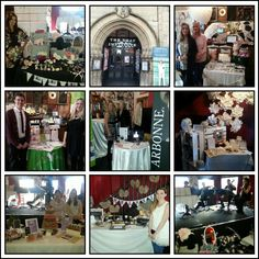 Stalls at the ready