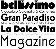 Tipografía display
