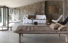 Holiday home in the north of Italy by Ay Illuminate. Image by Mark Eden Schooley.