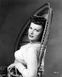 Maureen O'Hara. 1949 One of my Favorites, especially with John Wayne!
