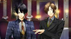 SWD / Guard Me, Sherlock - Sherlock & Mycroft