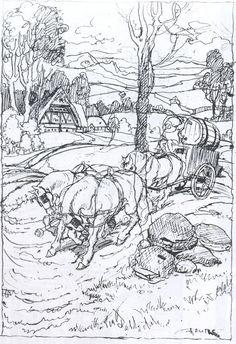 Ilustrações vivas: Homenagem ao ilustrador Silvio Ramirez