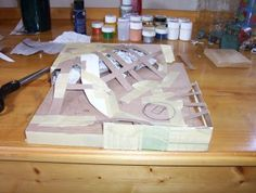 Making a diorama Chapter 3: