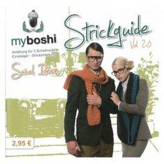 Schals stricken mit dem myboshi Strickguide Vol. 2.0. Jetzt im Onlineshop von Wolltastisch.de bestellen - schnelle Lieferung und hochwertiger Versand.
